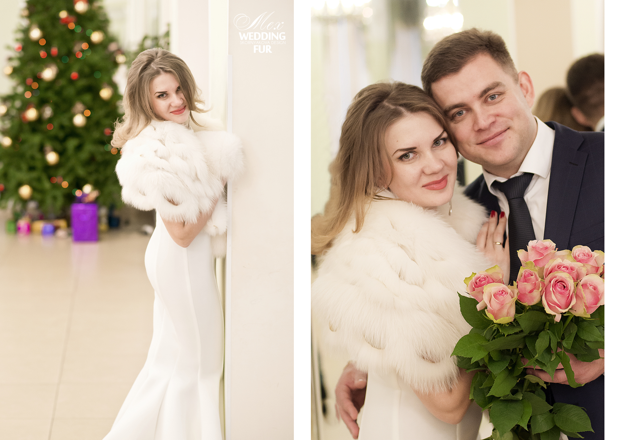 Свадебная накидка для невесты