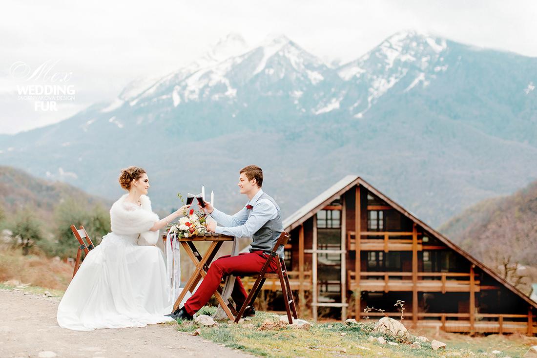 Свадьба в стиле бохо шик - летний свдьбы