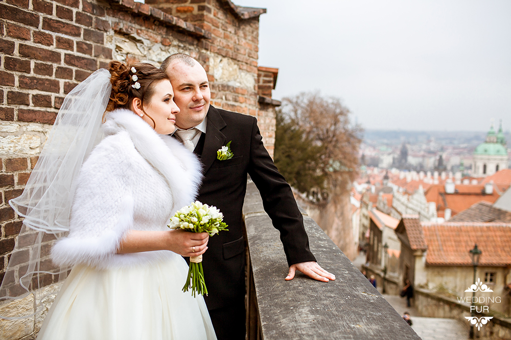 Шубки накидки напрокат для свадьбы Москва Wedding fur