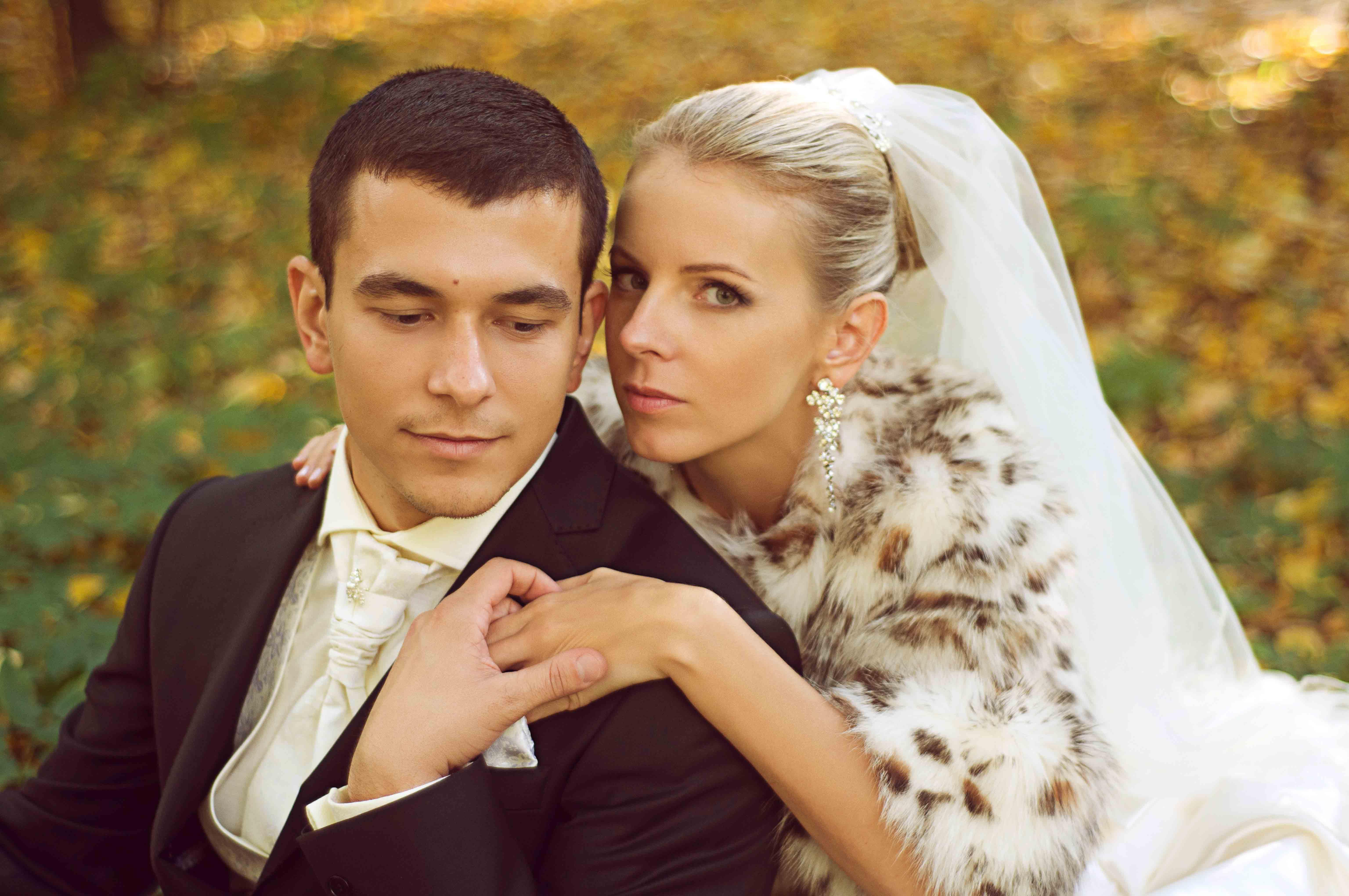 Шубка напрокат на свадьбу Москва Wedding fur
