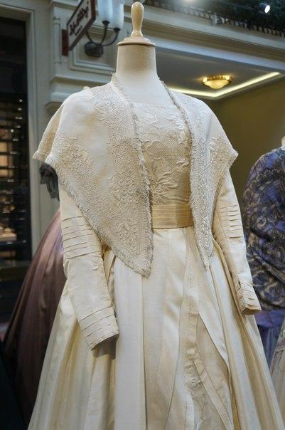 Мантилья Выставка костюма в ГУМ