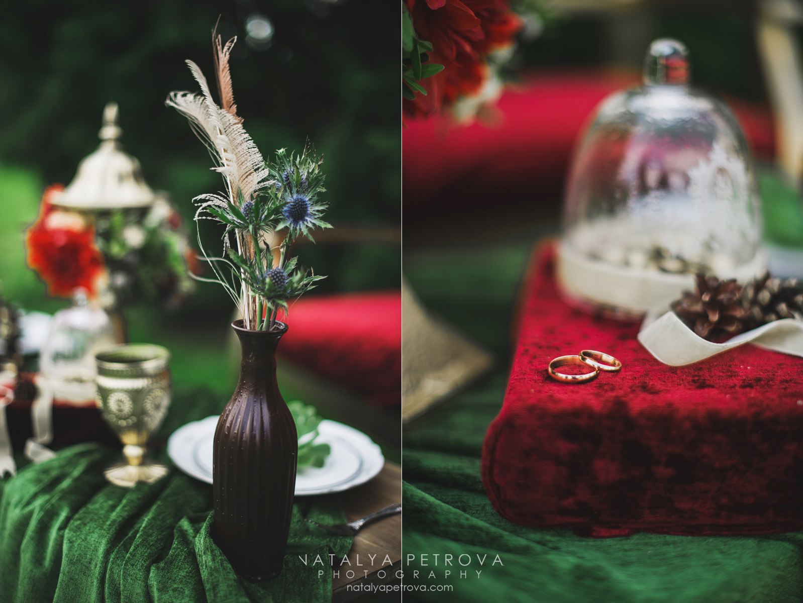 Декор в стиле бохо шик свадьба летом