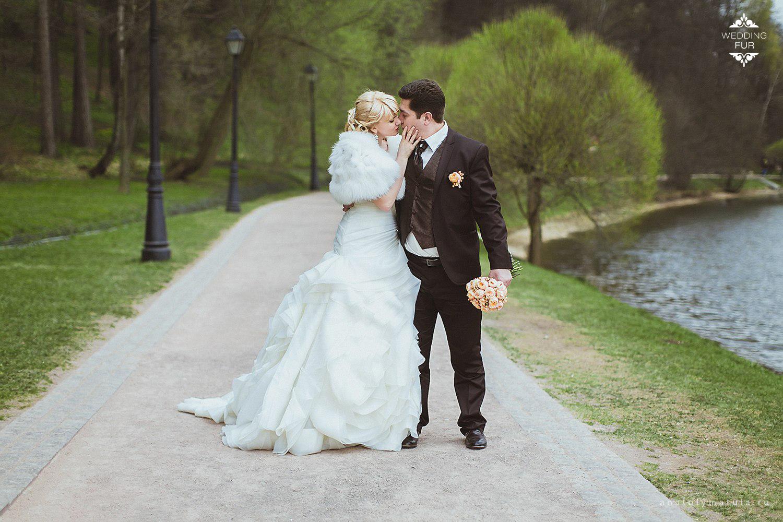 Свадебная накидка напрокат Wedding fur платье Вера Вонг