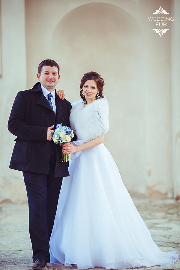 Свадебные меховые накидки купить