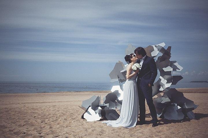 Свадьба в стиле футуризм необычные свадьбы