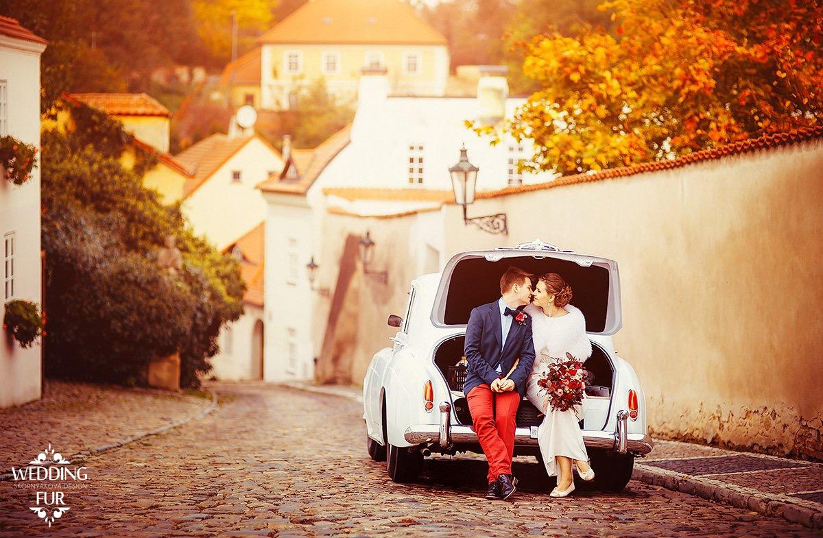 Купить свадебную меховую накидку