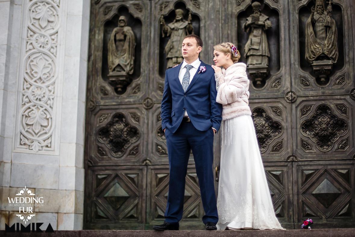 Шубки напрокат для свадьбы