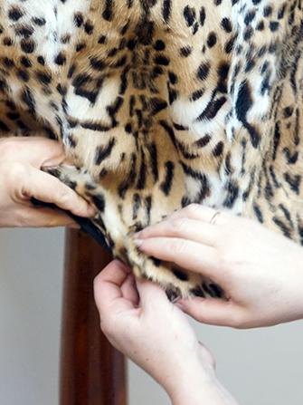 Перекрой, ремонт шуб и меховых изделий