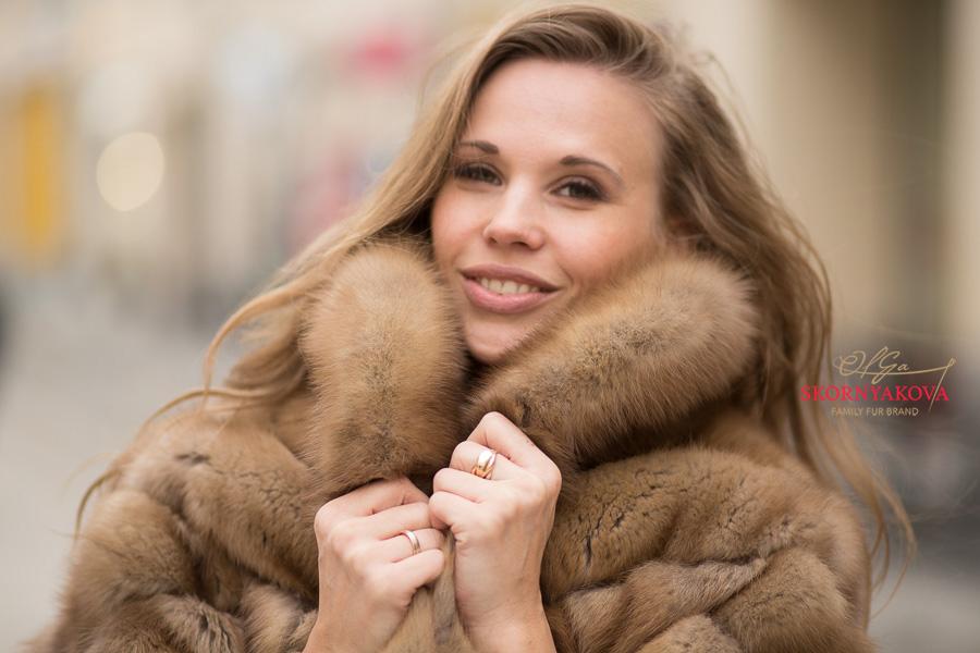 Где купить шубу из соболя в Москве